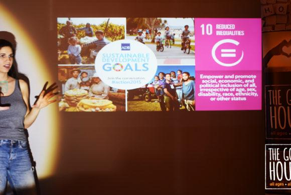 Δράση ενημέρωσης για τους Στόχους Βιώσιμης Ανάπτυξης